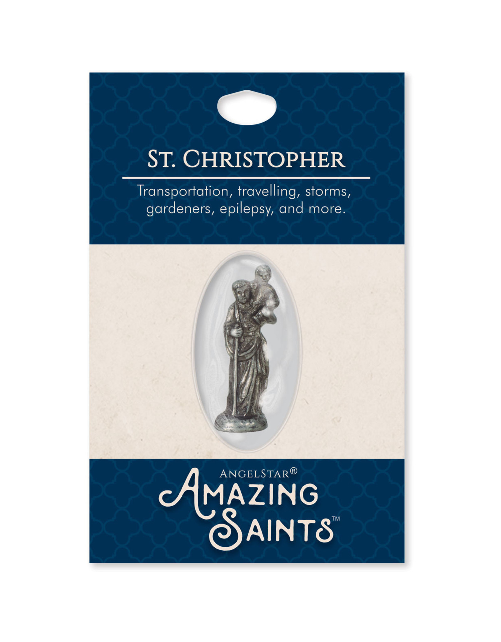 Amazing Saints - St. Christopher