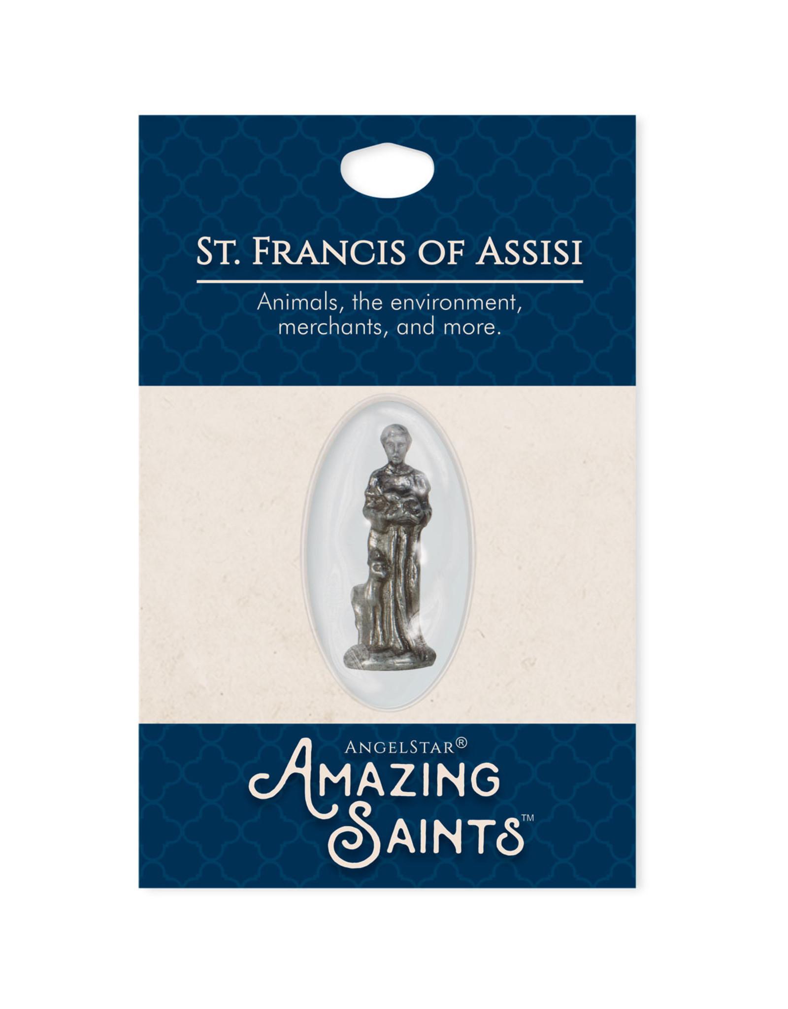 Amazing Saints - St. Francis of Assisi
