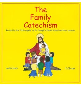 St. Joseph's Media A Family Catechism CDs