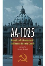 Tan Books AA-1025: Memoirs Of The Communist Infiltration Into The Church by Marie Carre (Paperback)