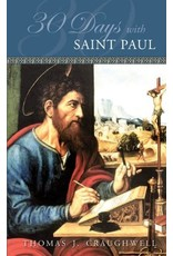 Tan Books 30 Days With Saint Paul by Thomas J. Craughwell (Paperback)