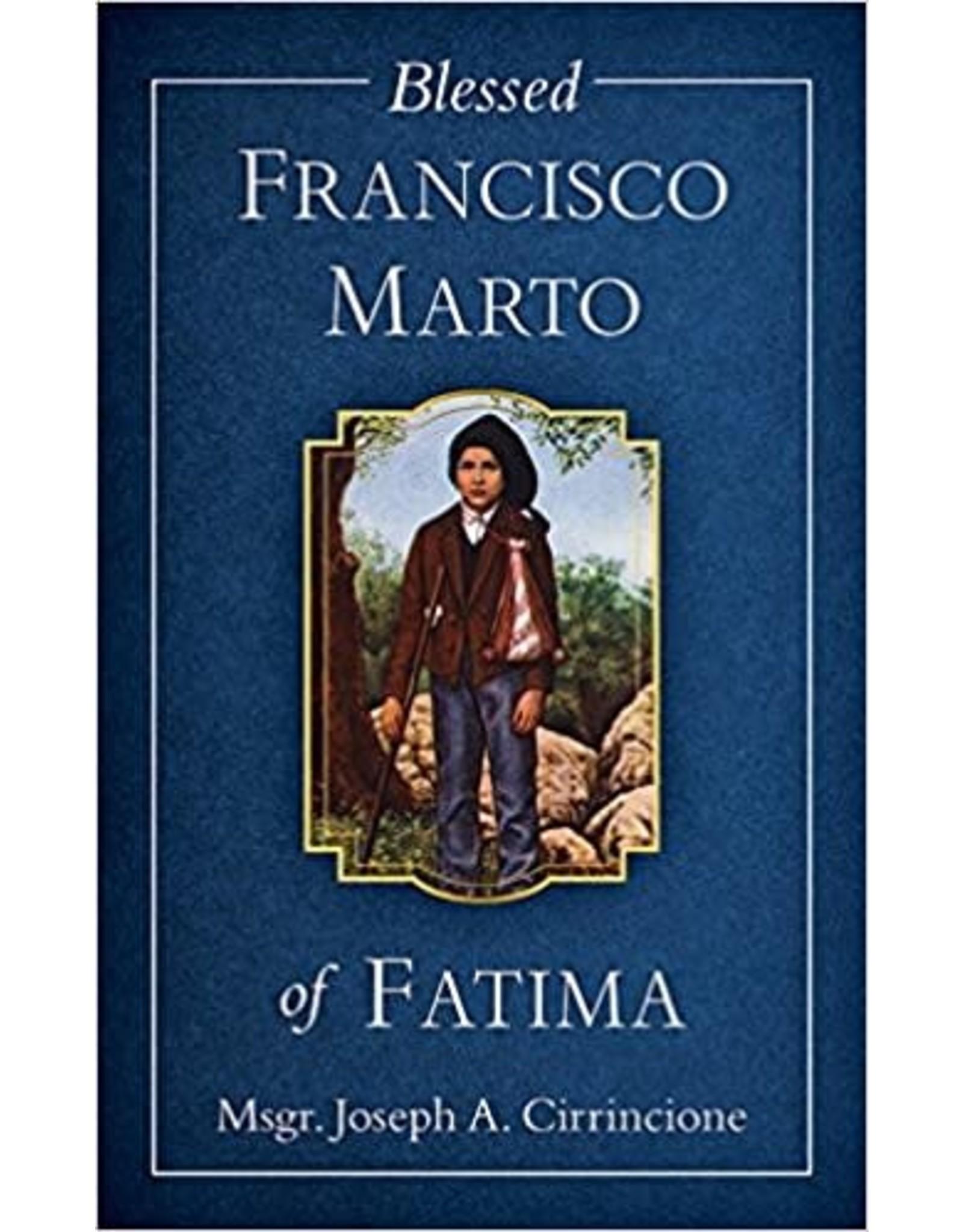 Tan Books Blessed Francisco Marto Of Fatima by Rev. Fr. Joseph A. Cirrincione (Paperback)