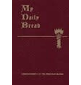 Tan Books My Daily Bread by Rev. Fr. Anthony J. Paone, S.J. (Leatherette)