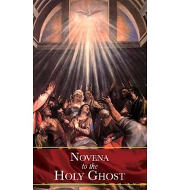 Tan Books Novena To The Holy Ghost (Booklet)