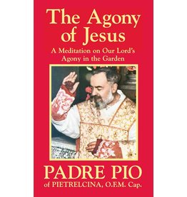 Tan Books The Agony Of Jesus by St. Padre Pio (Booklet)