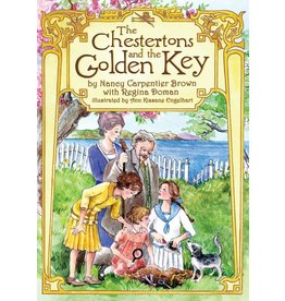 Tan Books The Chestertons And The Golden Key by Nancy Carpentier Brown (Paperback)
