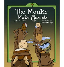 Tan Books The Monks Make Amends by Sylvia Dorham (Paperback)