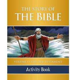 Tan Books The Story Of The Bible Volume 1: The Old Testament (Activity Book) (Paperback)