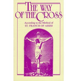 Tan Books The Way Of The Cross: According To The Method Of St. Francis Of Assisi (Booklet)