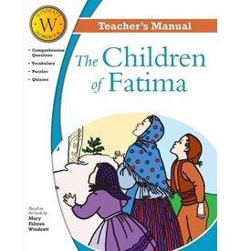 Tan Books The Children Of Fatima (Windeatt Teacher's Manual) by Mary Fabyan Windeatt (Paperback)