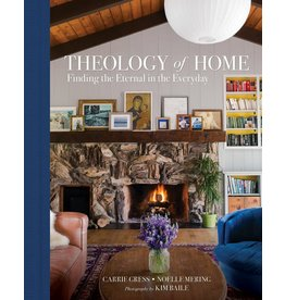 Tan Books Theology Of Home: Finding The Eternal In The Everyday by Carrie Gress, Ph,D (Hardcover)