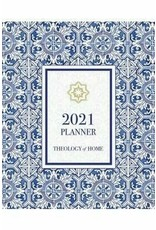Tan Books 2021 Theology Of Home Planner by Carrie Gress And Noelle Mering (Spiralbound)