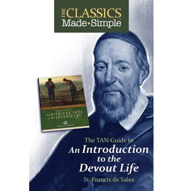 Tan Books The Classics Made Simple: An Introduction To The Devout Life (Booklet)