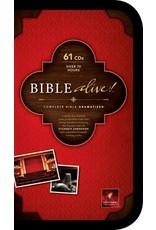 Bible Alive! NLT Audio Book, Black Case