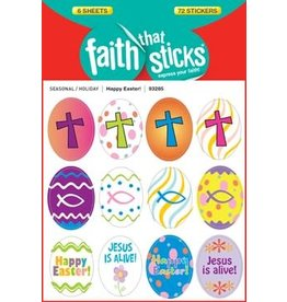 Happy Easter! Sticker Set