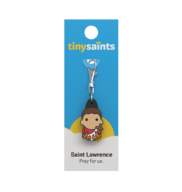 Tiny Saints Tiny Saints Charm - St Lawrence
