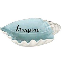 Porcelain Shell Dish - Inspire