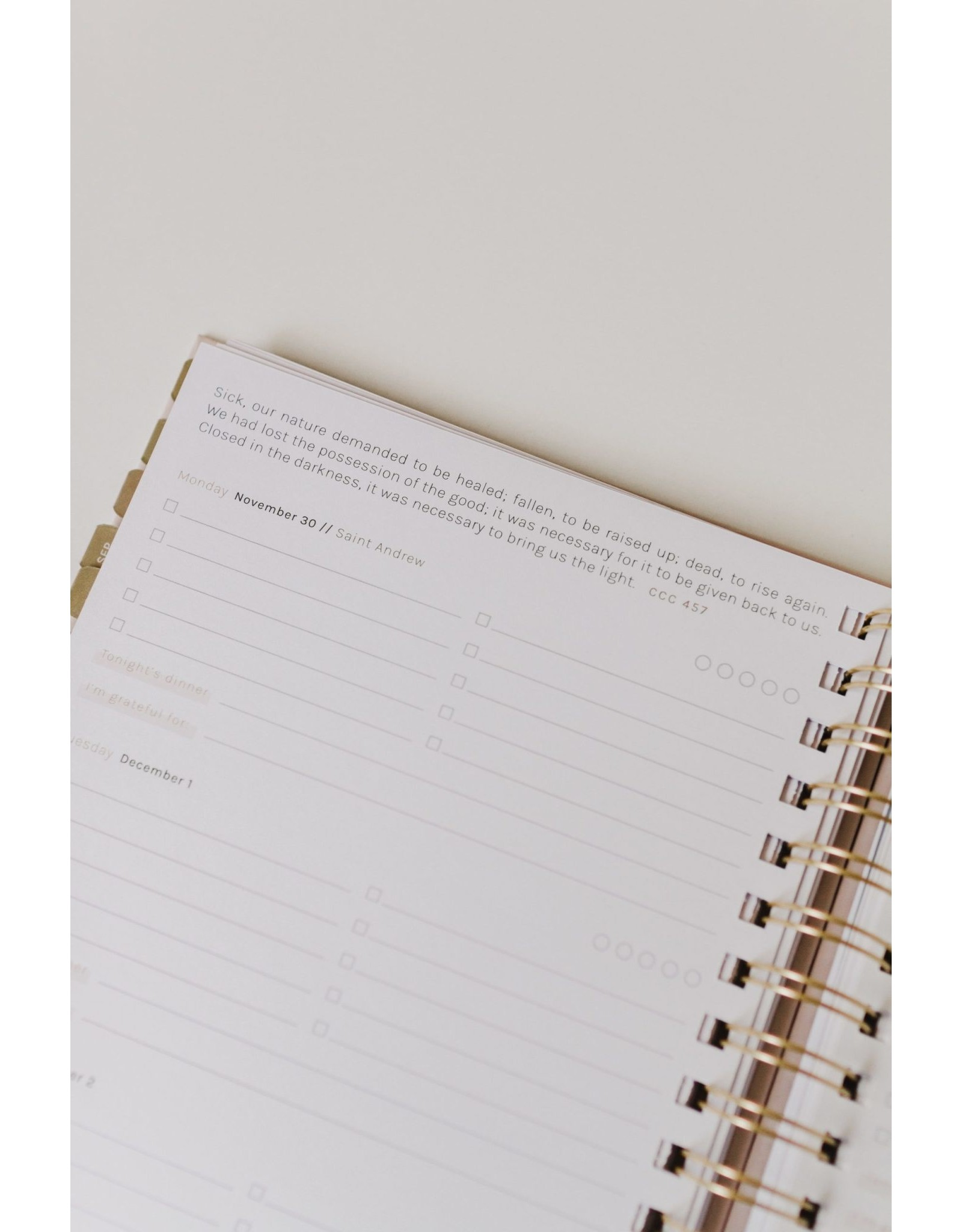 Blessed is She 25% OFF - Blessed is She 2021 Liturgical Planner Spiral Bound (Mini)