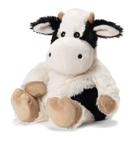"Warmies Black and White Cow Warmies (13"")"