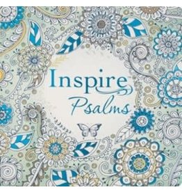 Inspire: Psalms: Coloring and Creative Journaling Through the Psalms (Paperback)