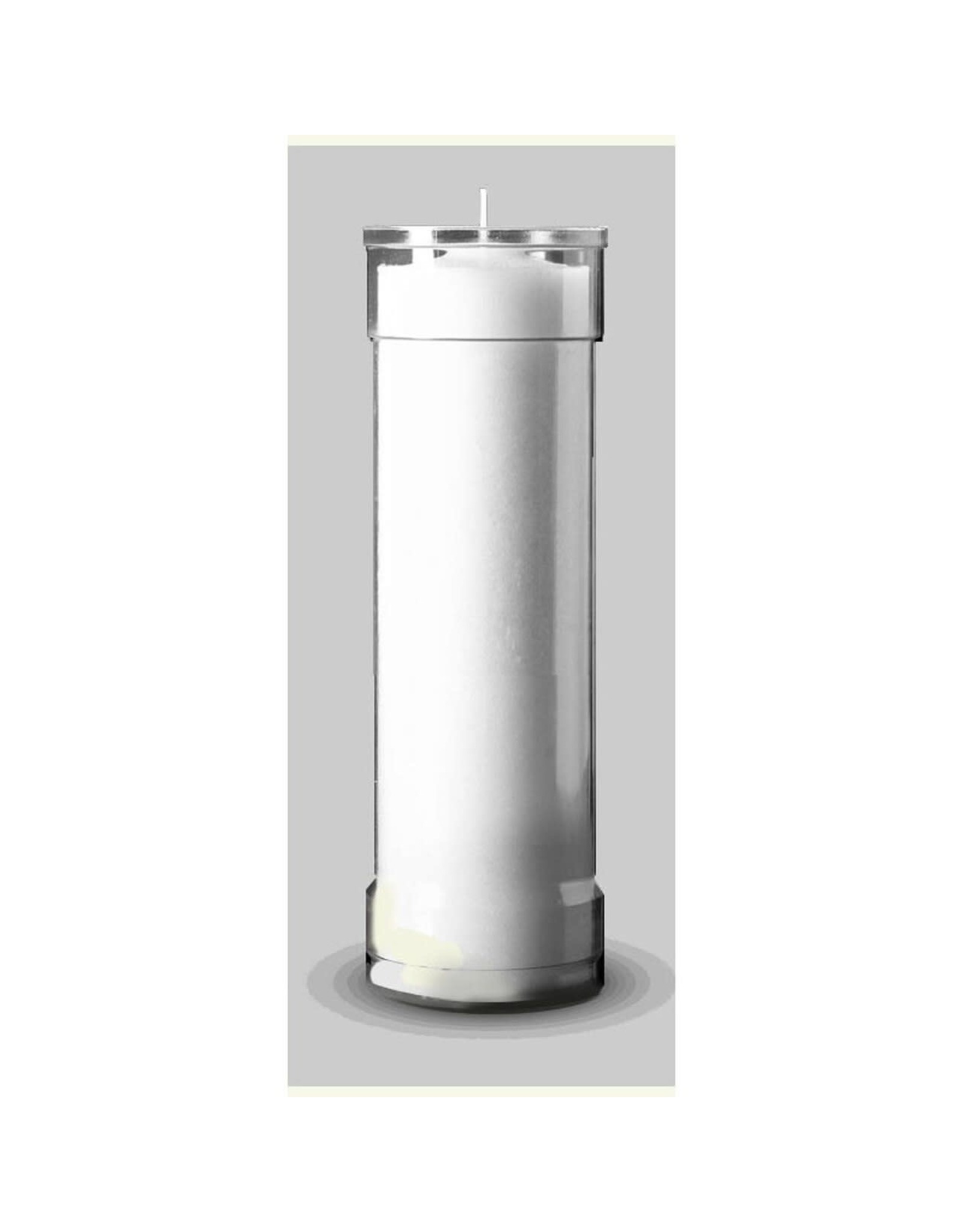 7 Day Inserta-Lite Candle, Plastic Case