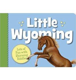 Sleeping Bear Press Little Wyoming by Eugene Gagliano (Board Book)