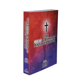 Fireside Catholic Publishing New Catholic Answer Bible, NABRE - Softcover