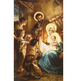 Refuge of Sinners Publishing St. Andrew Novena Laminated Holy Card