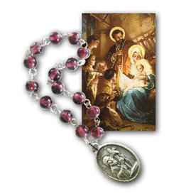 Refuge of Sinners Publishing St. Andrew Novena Chaplet with Holy Card