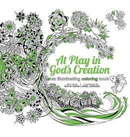 Franciscan Media At Play in God's Creation: An Illuminating Coloring Book