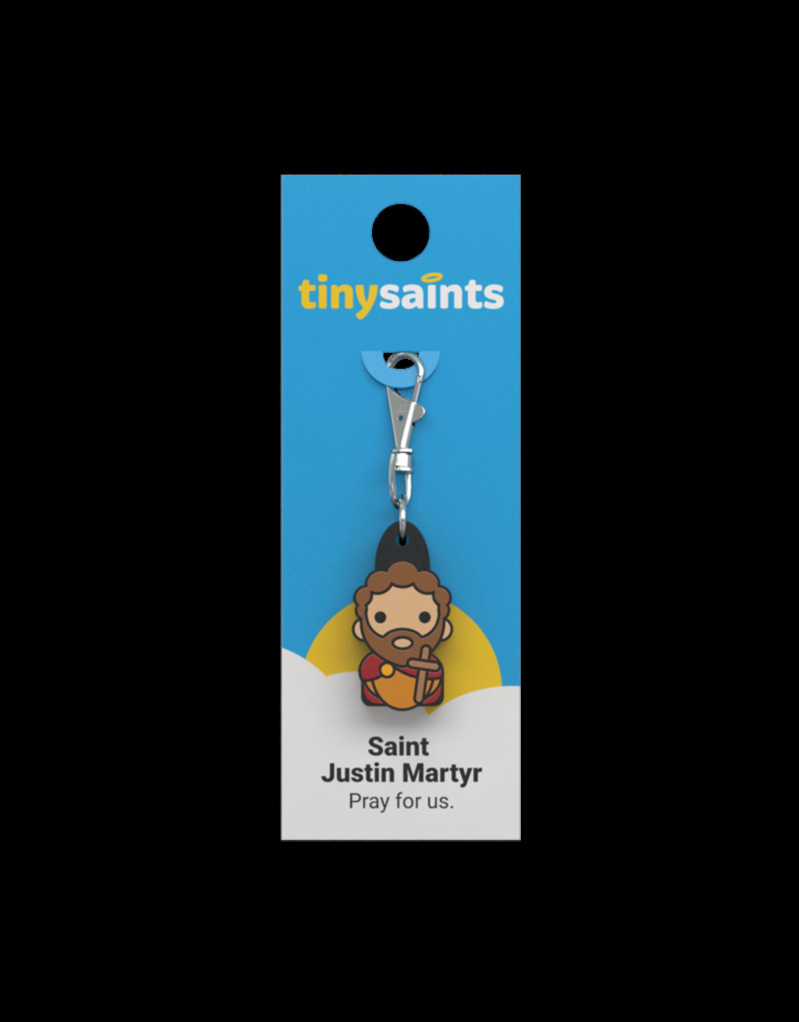 Tiny Saints Tiny Saints Charm - St. Justin the Martyr