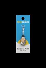 Tiny Saints Tiny Saints Charm - St. John Paul II