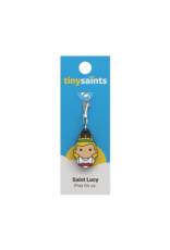 Tiny Saints Tiny Saints Charm - St Lucy