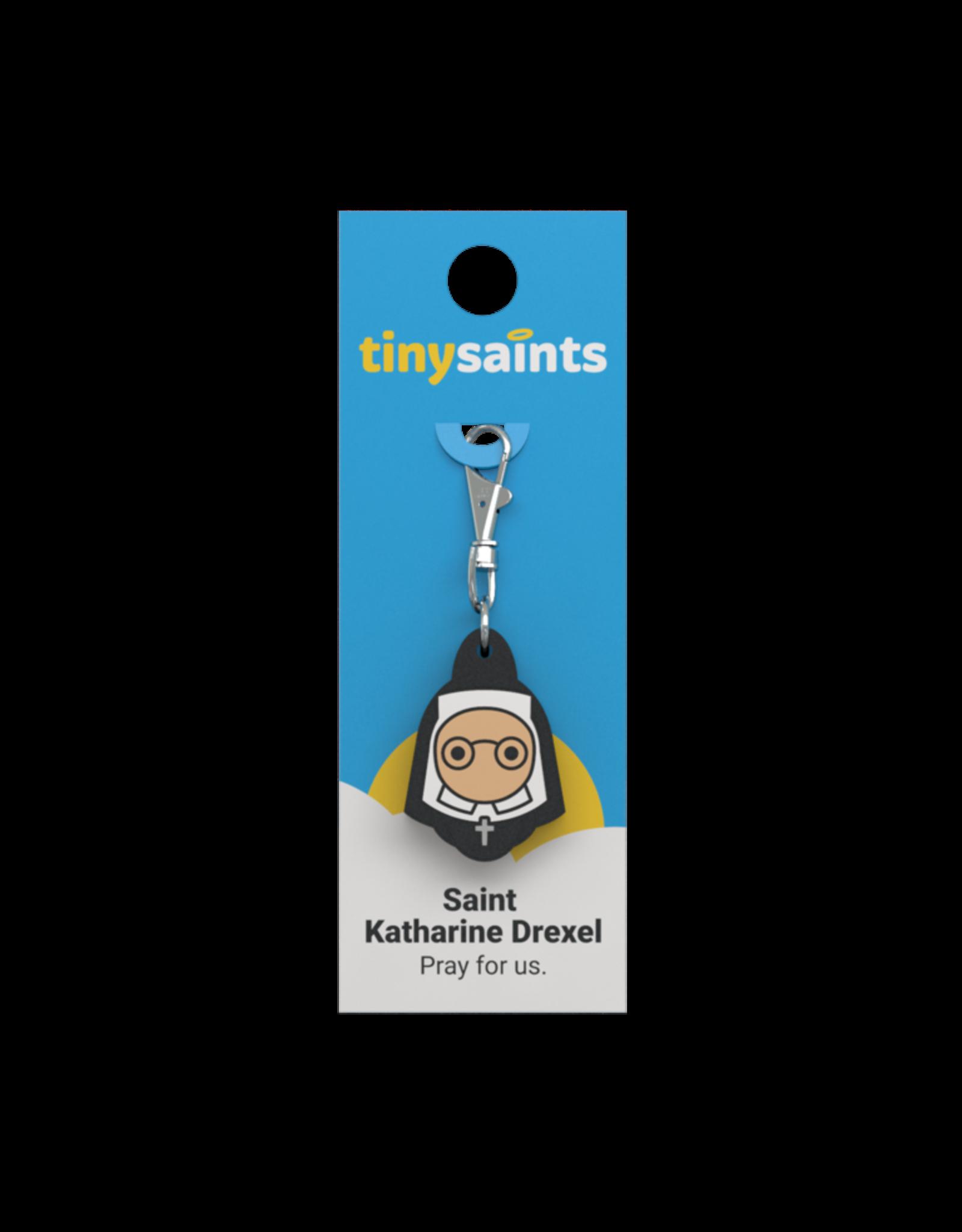 Tiny Saints Tiny Saints Charm - St Katharine Drexel