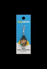 Tiny Saints Tiny Saints Charm - St Kateri Tekakwitha