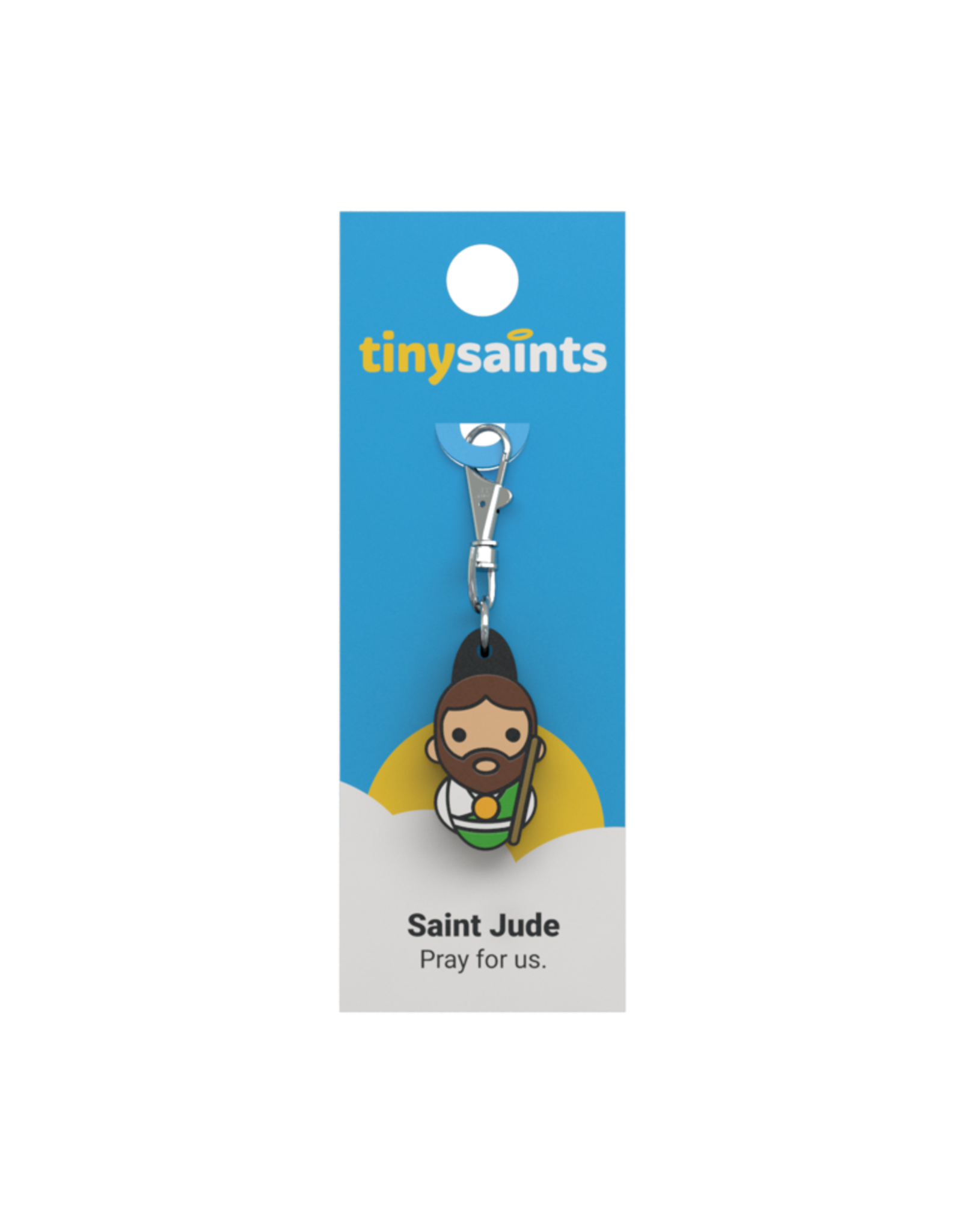 Tiny Saints Tiny Saints Charm - St Jude