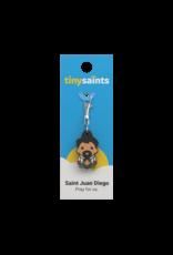 Tiny Saints Tiny Saints Charm - St Juan Diego