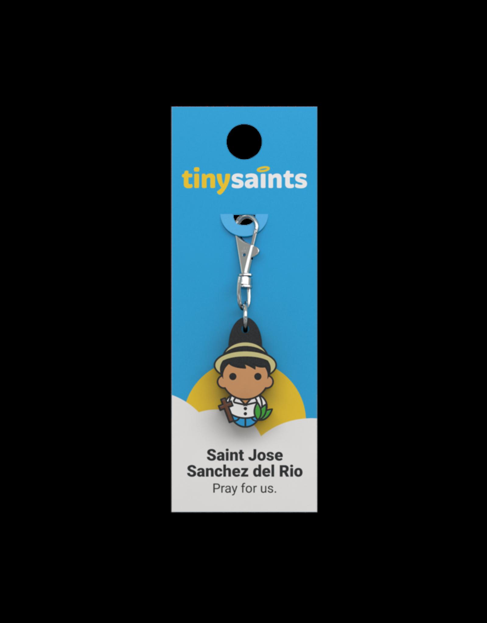 Tiny Saints Tiny Saints Charm - St Jose Sanchez del Rio