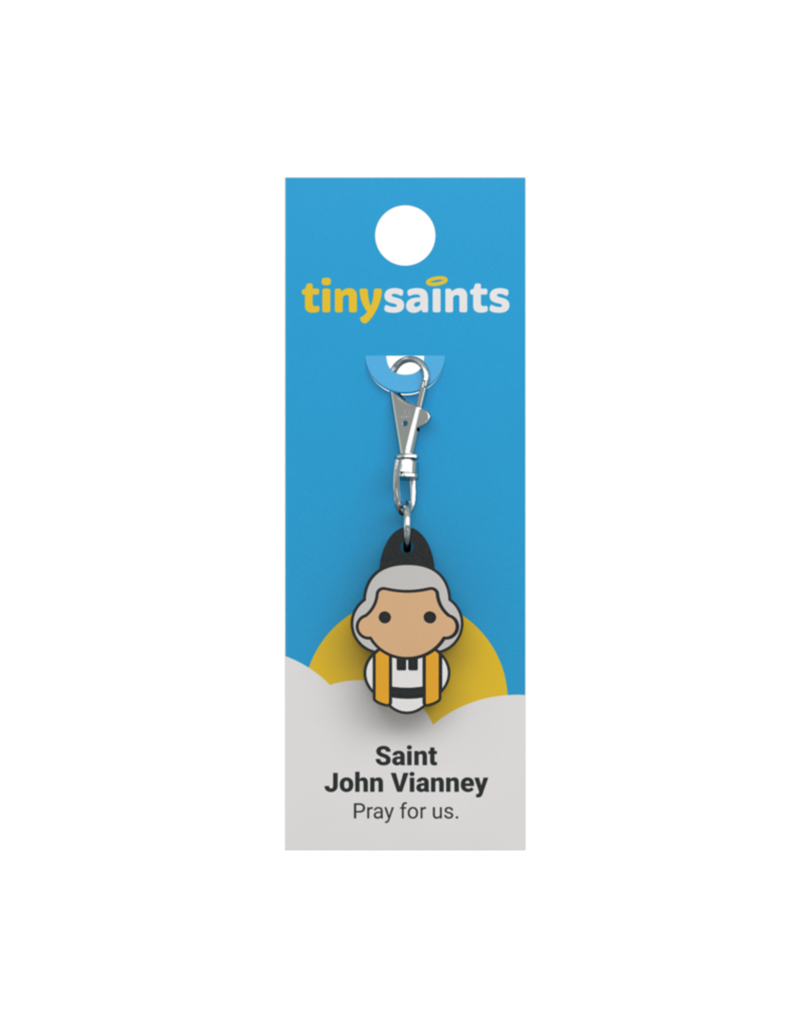 Tiny Saints Tiny Saints Charm - St John Vianney