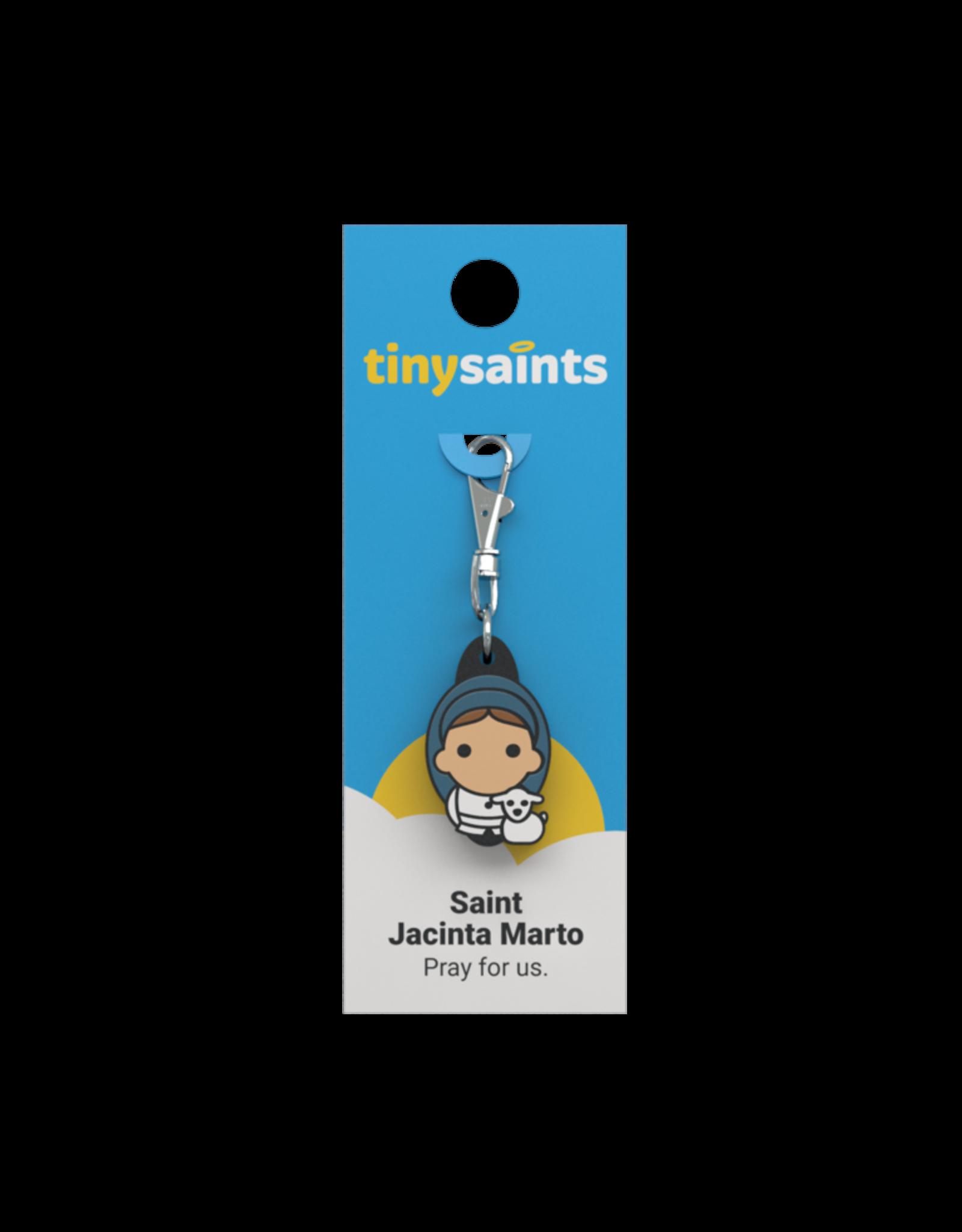 Tiny Saints Tiny Saints Charm - St Jacinta Marto
