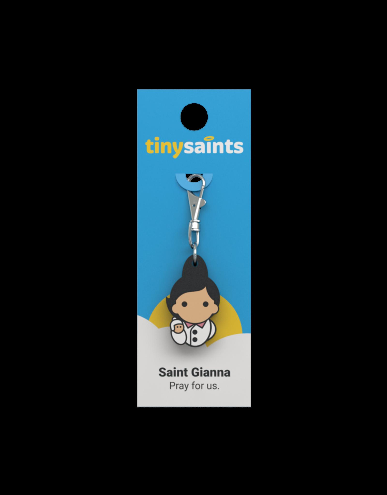 Tiny Saints Tiny Saints Charm - St Gianna