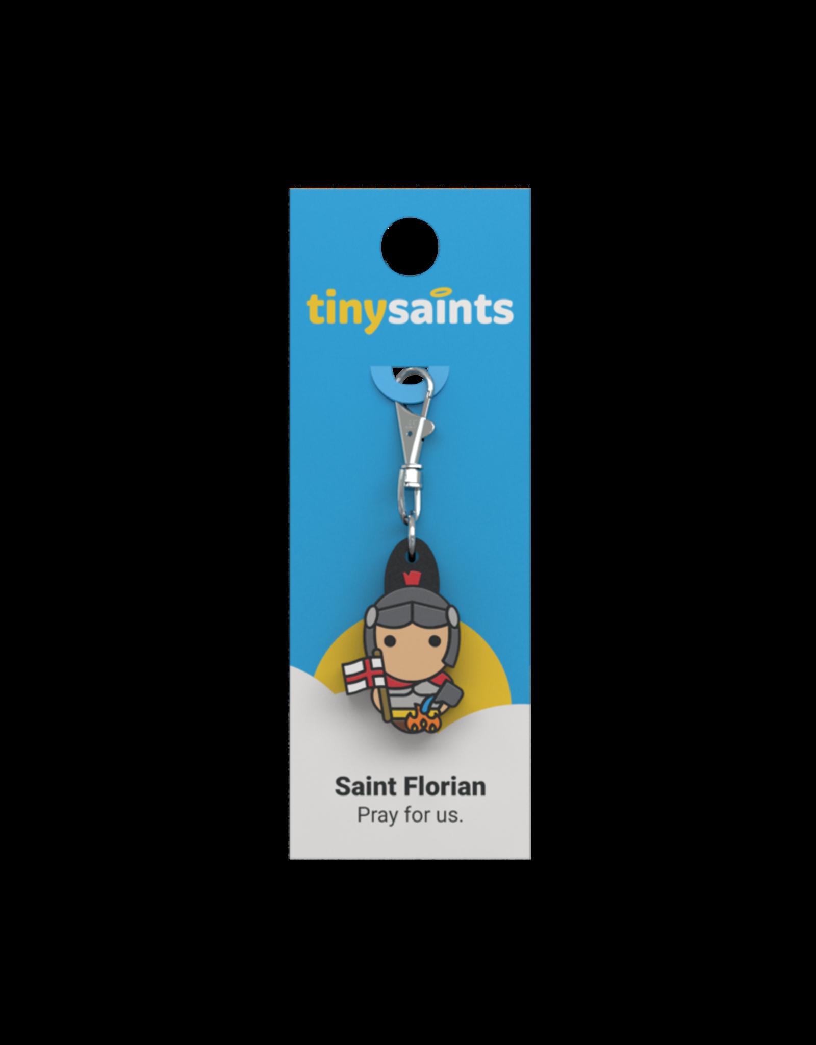 Tiny Saints Tiny Saints Charm - St Florian