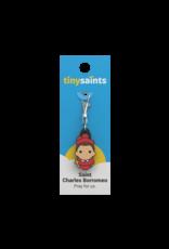 Tiny Saints Tiny Saints Charm - St Charles Borromeo