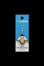 Tiny Saints Tiny Saints Charm - St Catherine Labouré