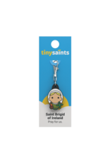 Tiny Saints Tiny Saints Charm - St Brigid of Ireland