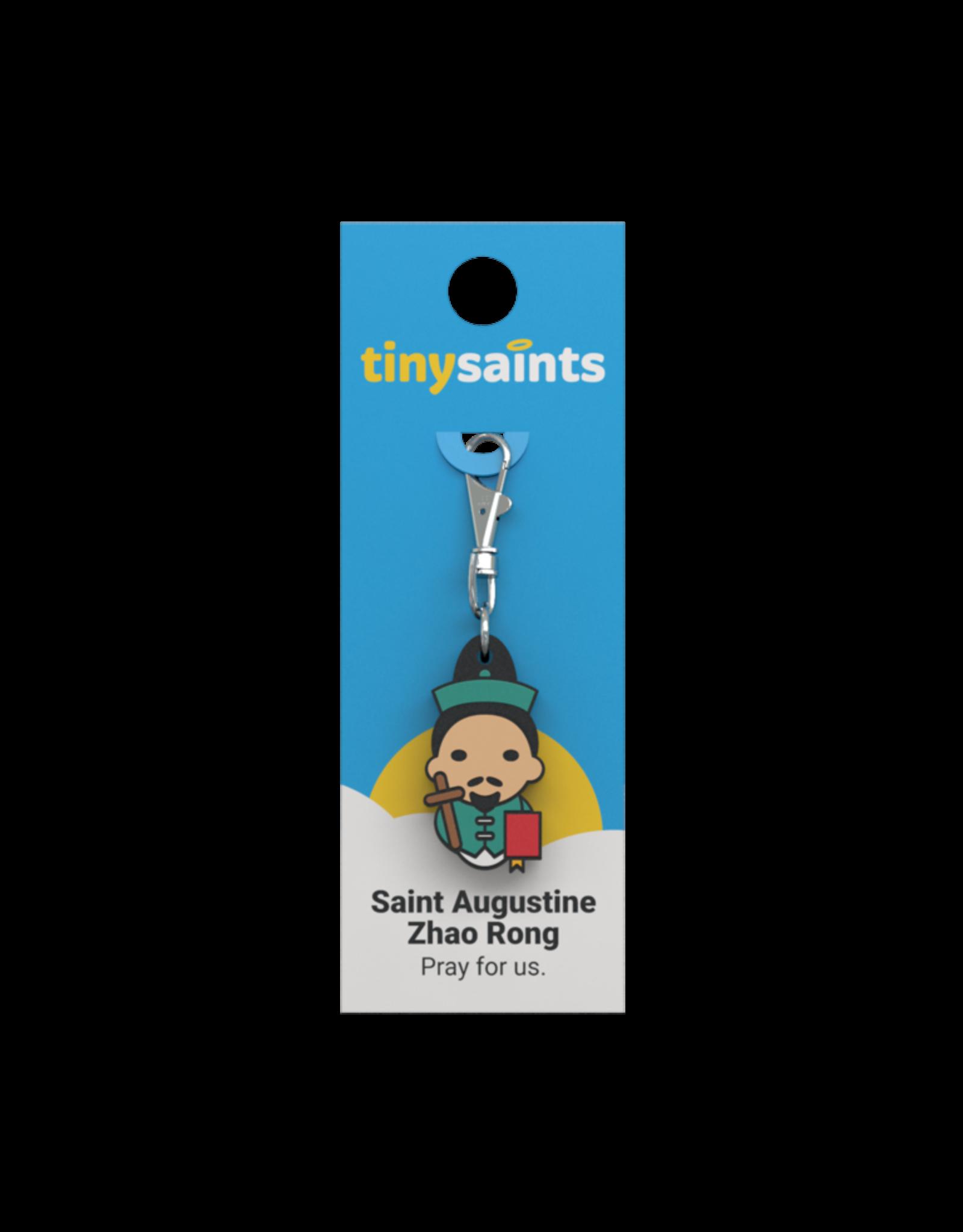 Tiny Saints Tiny Saints Charm - St Augustine Zhao Rong