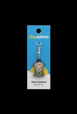 Tiny Saints Tiny Saints Charm - St Andrew