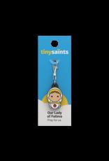 Tiny Saints Tiny Saints Charm - Our Lady of Fatima
