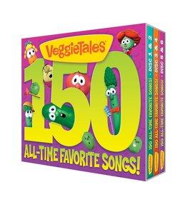 VeggieTales VeggieTales 150 All-Time Favorite Songs! 6 CD Set