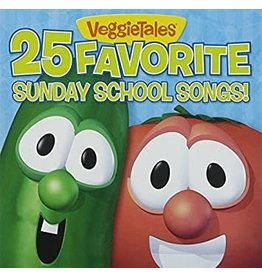 VeggieTales VeggieTales 25 Favorite Sunday School Songs